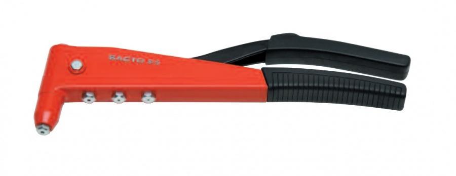 Заклепочник ручной для вытяжных заклёпок - SUPER 5