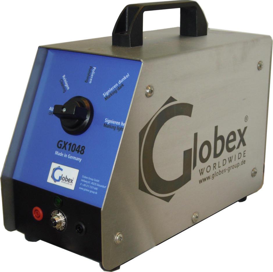 Аппарат очистки и полировки GX 1048