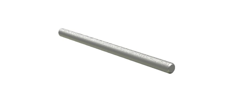 Шпилька DIN 975 М6 х 1000 4.8кл.п.
