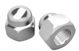 Гайка DIN 1587 (ГОСТ 11860-85) колпачковая